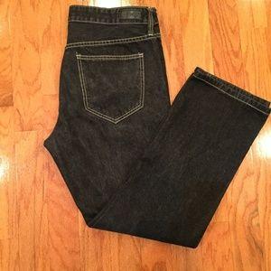 ECKO UNLTD Mens' Jeans 36 x 32 Black straight fit